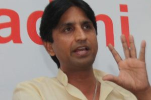 Never aimed to occupy any throne, always been grounded: Kumar Vishwas