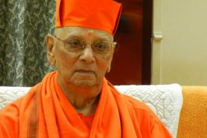 Ramakrishna Mission chief Swami Atmasthananda passes away