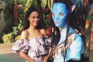 Zoe Saldana of Avatar's Neytiri fame turns 39