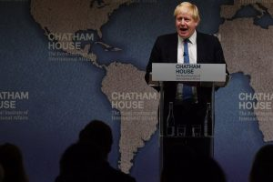 UK sees 'happy' Brexit outcome for both sides: Boris Johnson