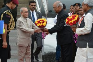 Bihar Governor Ram Nath Kovind is BJP nominee for presidential poll