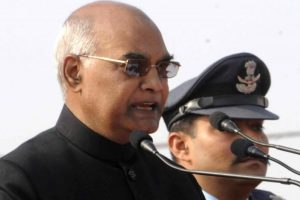 Will seek support of all parties: Ram Nath Kovind