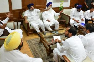 Punjab Assembly passes GST, Akali Dal cries foul over White Paper