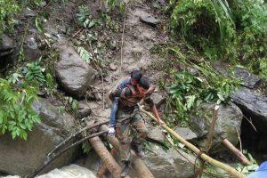 Army rescues 200 people from landslide site in Arunachal