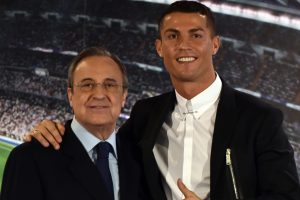 'Real Madrid have received no offer for Cristiano Ronaldo'