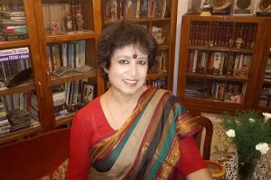 Exiled Bangladeshi author Taslima Nasreen's visa extended for a year