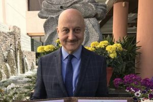 Anupam Kher clocks 10 m followers on Twitter