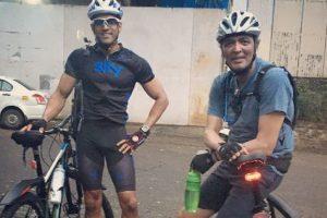 Farhan Akhtar opts for new fitness regime