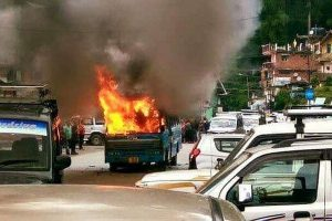 Bomb blast in Darjeeling, no injuries