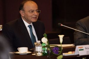 Actively working towards clean political funding, says Arun Jaitley