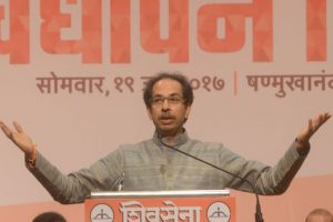 Shiv Sena slams Modi for speaking on domestic issues abroad