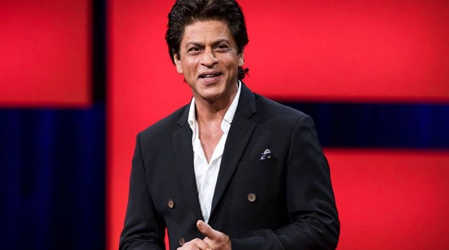 Shah Rukh Khan to release film song with girls named 'Sejal'