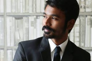 Tamil star Dhanush makes announcement about his new film
