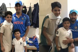 Pakistan's Azhar Ali thanks Dhoni, Kohli, Yuvraj for inspiring his kids