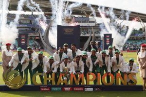 Cash awards flow in for Pakistan cricket champions