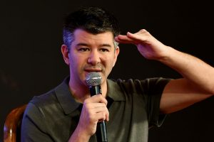 Uber co-founder Travis Kalanick steps down as CEO
