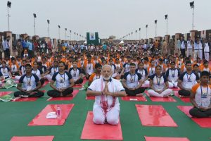 PM Modi promotes Yoga Day on Twitter with yet another video