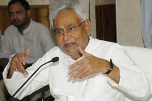 No talks on joining Union Cabinet, says Nitish Kumar
