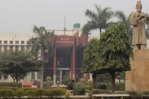 Jamia campus tense after right-wing protesters raise anti-Jinnah slogans