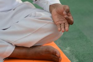 South Africa ends week of yoga activities at Gandhi's Tolstoy Farm
