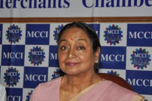 Meira Kumar is opposition's pick for presidential election