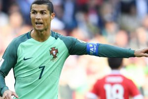Confederations Cup 2017: Cristiano Ronaldo lifts Portugal past Russia