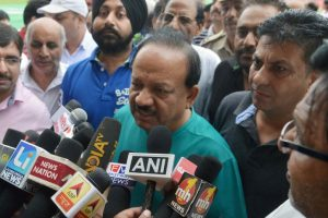Will satisfy everyone on cattle slaughter ban: Harsh Vardhan
