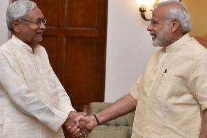 Will welcome Nitish Kumar into NDA: BJP