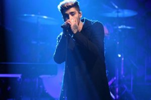 Zayn Malik not 'dreading' anymore performing live