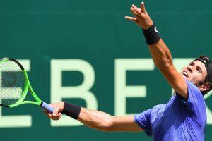Russia's Karen Khachanov advances to Halle Open quarters