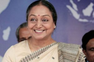 Will contest Prez poll based on ideology: Meira Kumar