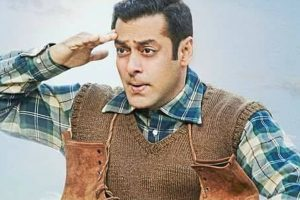Pleased to get ratings like one, one and half but not in minus: Salman