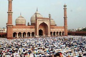 Delhi's buzzing Jama Masjid