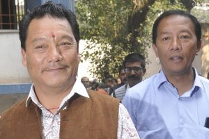 Gurung supporters in Dooars file poll nominations as BJP candidates