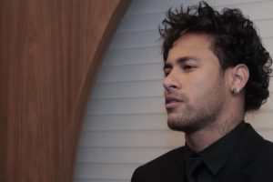 Barcelona star Neymar's new hairstyle looks slick