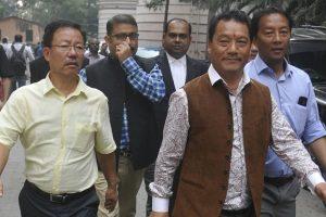 GJM delegation to Delhi to meet Rajnath Singh: Gurung