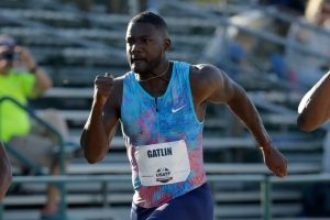 Justin Gatlin gears up for 'historic' final duel against Usain Bolt