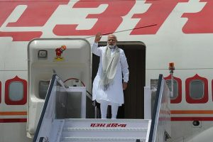 PM leaves for Netherlands after concluding US trip