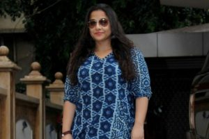 Vidya Balan: I will wake up to a better looking SRK
