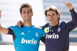 Former Real Madrid defender Alvaro Arbeloa retires