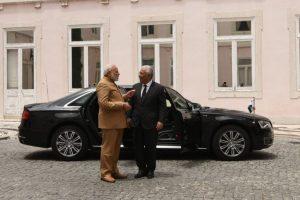 PM Modi hold talks with Portuguese counterpart
