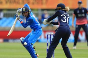 Women's World Cup: Mandhana, Raj guide India to 35-run win over England