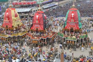 Annual Lord Jagannath Yatra to begin on Sunday