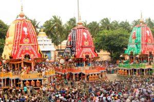 Lord Jagannath Rath Yatra begins in Puri