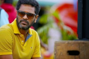 Prabhudheva thrilled about starring in silent film 'Mercury'