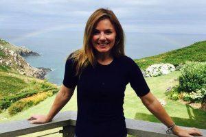 Geri Horner praises Victoria Beckham's parenting skills