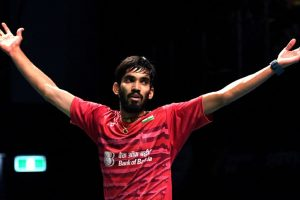 Ace Indian shuttler Kidambi Srikanth is World No. 1 now