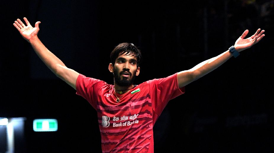 Kidambi Srikanth crowned number No 1 in the world