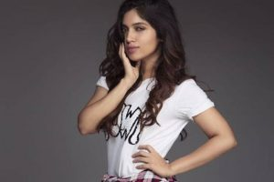 Heroines no more a mere tool of glamour: Bhumi Pednekar