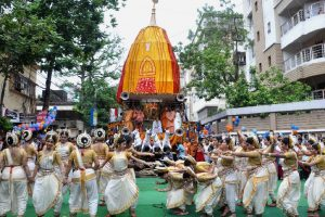 Bengal celebrates Rath Yatra with passion